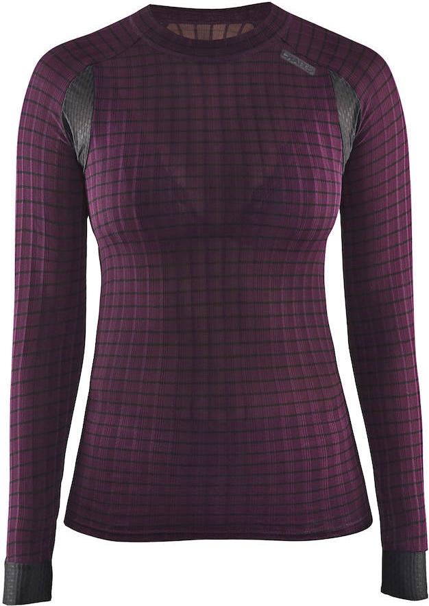 Термобелье кофта женская Craft Active Extreme, цвет: фиолетовый. 1904491/2751. Размер XL (50)1904491/2751
