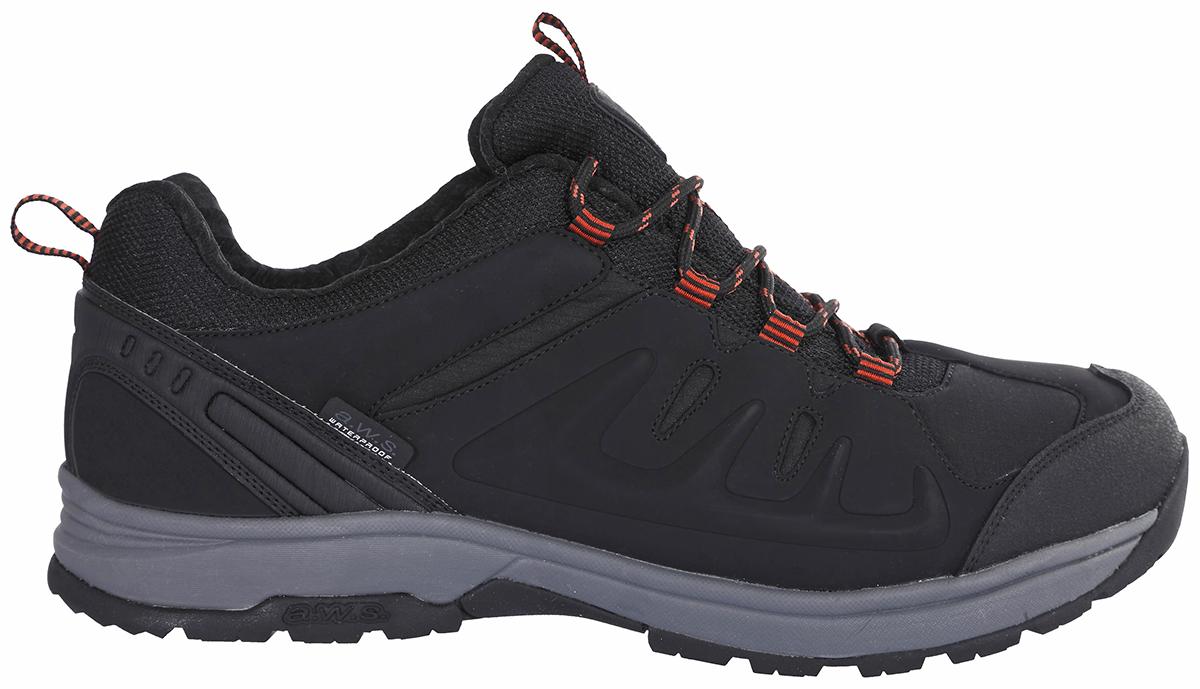 Кроссовки мужские Icepeak, цвет: черный. 878209100IV_990. Размер 46 (45)878209100IV_990