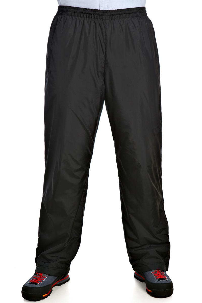 Брюки утепленные мужские Xaska, цвет: черный. 14418. Размер 5814418_BlackБрюки утепленные на флисе. Регулировка по поясу. Молнии по низу брюк для регулировки ширины.