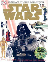 Купить Star Wars Ultimate Sticker Collection, Зарубежная литература для детей