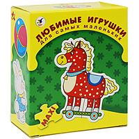 Купить Развивающая игра Любимые игрушки , Дрофа-Медиа