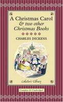 Купить A Christmas Carol and Two Other Christmas Books (подарочное издание), Зарубежная литература для детей