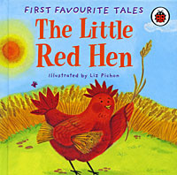 Купить The Little Red Hen, Все сказки мира
