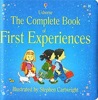 Купить The Complete Book of First Experiences, Зарубежная литература для детей