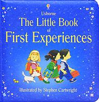 Купить The Little Book of First Experiences, Зарубежная литература для детей