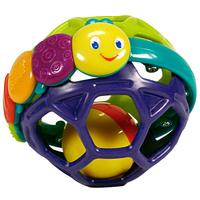 Купить Bright Starts Развивающая игрушка Гибкий шарик, KIDS II, INC., Развивающие игрушки