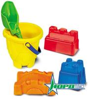 Купить Набор для песка Нордпласт № 8, 5 предметов цвет в ассортименте, Игрушки для песочницы
