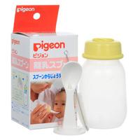 Купить PIGEON Бутылочка с ложечкой для кормления, 3+ мес, 120 мл, Pigeon Corp.