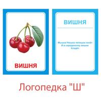 Купить Вундеркинд с пеленок Обучающие карточки Логопедка Ш