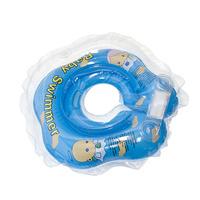 Купить Круг на шею Baby Swimmer , цвет: голубой, 3-12 кг