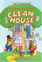 Купить The Berenstain Bears Clean House (I Can Read Book 1), Зарубежная литература для детей