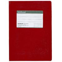 Купить Erich Krause Тетрадь One Color 120 листов в клетку цвет красный, Erich Krause Deutschland GmbH, Тетради
