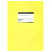 Купить Тетрадь Fluor , цвет: желтый, 120 листов, А4, Erich Krause Deutschland GmbH