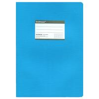 Купить Тетрадь Fluor , цвет: голубой, 120 листов, А4, Erich Krause Deutschland GmbH