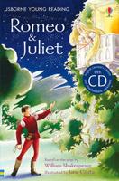 Купить Romeo & Juliet. William Shakespeare (Young Reading Series 2 Bk & CD), Зарубежная литература для детей