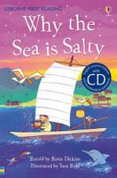 Купить Why the Sea Is Salty? (Young Reading Series 4 Bk & CD), Зарубежная литература для детей