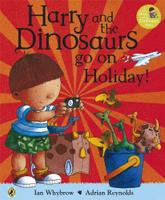 Купить Harry and the Bucketful of Dinosaurs go on Holiday, Зарубежная литература для детей