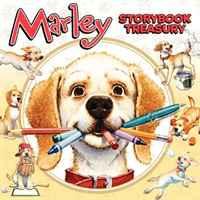 Купить Marley's Storybook Treasury: Marley's Big Adventure; Strike Three, Marley!, Marley and the Runaway Pumpkin; Snow Dog Marley; Thanks, Mom and Dad!; Marley: Messy Dog (I Can Read Book 2), Повести и рассказы о животных