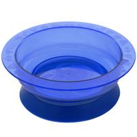 Купить Тарелка на присоске Курносики , цвет: синий, Мир Детства, Детская посуда и приборы