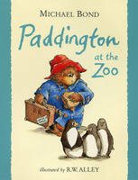 Купить Paddington at the Zoo, Зарубежная литература для детей