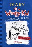Купить Diary of a Wimpy Kid: Rodrick Rules, Зарубежная литература для детей