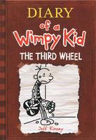 Купить Diary of a Wimpy Kid: The Third Wheel, Зарубежная литература для детей