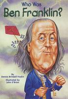 Купить Who Was Ben Franklin?, Биографии известных личностей для детей