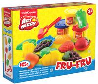 Купить Набор для лепки (на растительной основе) Fru-Fru , 3 цвета, Erich Krause Deutschland GmbH, Пластилин