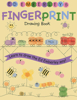 Купить Ed Emberley's Fingerprint Drawing Book, Рисование
