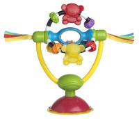 Купить Playgro Развивающая игрушка-погремушка High Chair , на присоске, Развивающие игрушки