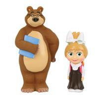 Купить Игровой набор Маша-школьница с Мишкой , Маша и Медведь, Фигурки