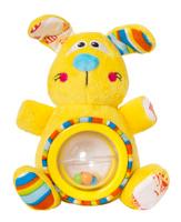 Купить Мягкая игрушка-погремушка Дрессировщица Алиса , Мир детства