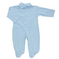 Купить Комбинезон детский Трон-Плюс, цвет: голубой. 5805. Размер 74, 9 месяцев, Трон-плюс, Одежда для новорожденных