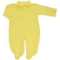 Купить Комбинезон детский Трон-Плюс, цвет: желтый. 5805. Размер 74, 9 месяцев, Трон-плюс, Одежда для новорожденных
