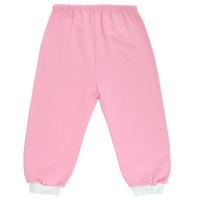Купить Ползунки Трон-Плюс, цвет: розовый. 5325. Размер 68, 6 месяцев, Трон-плюс, Одежда для новорожденных