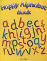 Купить Happy Alphabet Book, Английский язык