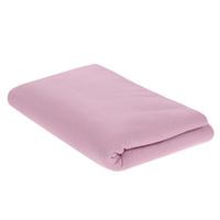 Купить Пеленка детская Трон-Плюс , цвет: розовый, 120 см х 90 см, Трон-плюс