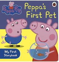 Купить Peppa Pig: Peppa's First Pet: My First Storybook, Первые книжки малышей
