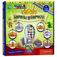 Купить Мозаика по номерам Короны Королей , 1300 элементов, The Orb Factory