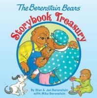 Купить The Berenstain Bears Storybook Treasury, Зарубежная литература для детей