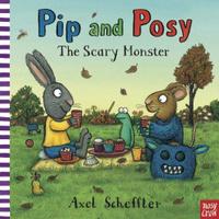 Купить Pip and Posy: The Scary Monster, Повести и рассказы о животных