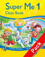 Купить Super Me: 1: Teachers Resource Pack (Teachers Resource Book and Story Books 1A & 1B), Английский язык