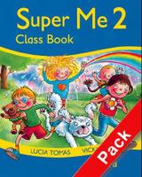 Купить Super Me: 2: Teachers Resource Pack (Teachers Resource Book and Story Books 2A & 2B), Английский язык
