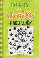 Купить Diary of a Wimpy Kid: Hard Luck, Зарубежная литература для детей