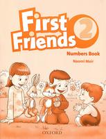 Купить First Friends 2: Numbers Book, Английский язык