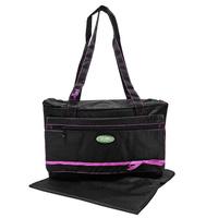 Купить Сумка-термос Foogo Large Diaper Fashion Bag , цвет: черный, розовый, 10 л, Thermos