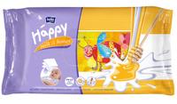 Купить Bella Влажные салфетки Baby Happy Молоко и мед , 64 шт, Bella baby Happy, Подгузники и пеленки