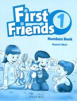 Купить First Friends 1: Numbers Book, Английский язык