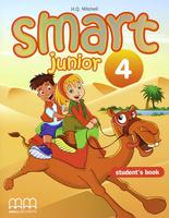 Купить Smart Junior 4: Student's Book, Английский язык