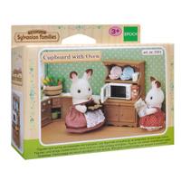 Купить Sylvanian Families игровой набор Буфет с микроволновой печью , Sylvanian Families, 17687966